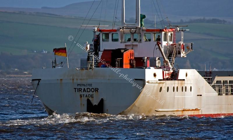 Tirador - Heads to Glasgow