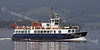 MV Cruiser - Back in her favoured livery