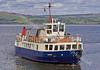 CMS Cruiser enters India Harbour, Greenock