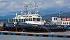 Bruiser, Battler & Cruiser - Victoria Harbour, Greenock