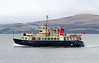 MV Cruiser - off Greenock