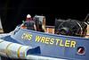 'Wrestler' at Greenock - 28 May 2021