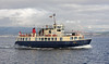 CMS Cruiser - Off East India Harbour - 26 October 2011