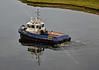 'Bruiser' at Rothesay Dock - 3 September 2014