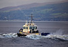 'Bruiser'  Passing Port Glasgow - 6 October 2013