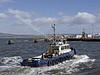 Biter Heading in to the James Watt Dock