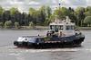 Tug Bruiser - Off Rothesay Dock - 16 May 2012