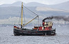 VIC 32 - Puffer Departing Greenock - 15 May 2012