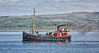 Puffer Vic 32 off Port Glasgow - 15 May 2016