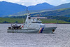 'HM Cutter Sentinal'- Off Greenock Esplanade - 24 June 2013