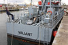Valiant - James Watt Dock - 18 April 2012