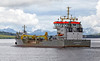 'Causeway' passing Greenock - 26 May 2014