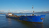 'Lough Foyle' arriving at  James Watt Dock - 31 August 2014