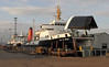 'Isle of Arran' - Garvel Dry Dock - 15 January 2012