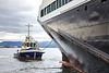 'MV Loch Seaforth' at James Watt Dock - 28 May 2021
