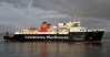'Isle of Arran' - James Watt Dock - 19 January 2012
