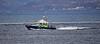 MOD Police Boat 'Jura' off Cloch Lighthouse - 1 February 2021