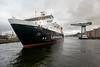 Lord of the Isles - James Watt Dock - 6 November 2012