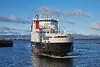 'MV Coruisk' at James Watt Dock - 12 November 2017
