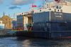 'MV Isle of Lewis' at James Watt Dock - 6 February 2018
