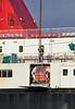 MES Deployment - Caledonian Isles at James Watt Dock - 3 January 2020