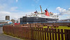 'MV Isle of Lewis' at James Watt Dock - 17 March 2018