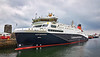 'MV Loch Seaforth' at James Watt Dock - 18 April 2021