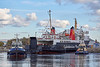 'Isle of Arran' at James Watt Dock - 15 October 2018