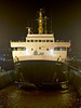 Isle of Arran - Garvel Dry Dock - 5 January 2012