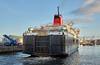 'MV Caledonian Isles' at Garvel Dry Dock - 4 January 2017