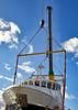 Argyll Flyer at James Watt Dock - 6 April 2021