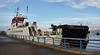 Loch Fyne at Garvel Dock - 17 February 2021