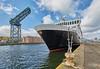 'MV Isle of Lewis' in James Watt Dock - 18 April 2016