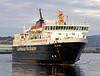 'Isle of Mull' - James Watt Dock - 2 December 2012