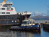 'MV Hebrides' at Garvel Dry Dock - 1 October 2016
