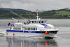 Argyll Flyer - River Clyde - 1 August 2011