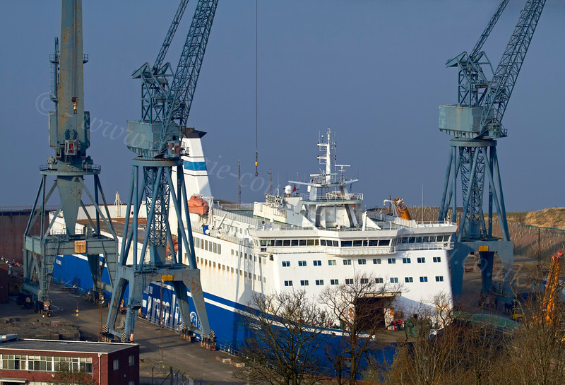 Finnarrow - Inchgreen Dry Dock - 5 March 2013