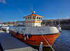 'Cailin Oir' in James Watt Dock - 23 March 2014