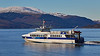 Argyll Flyer at Gourock - 21 November 2016