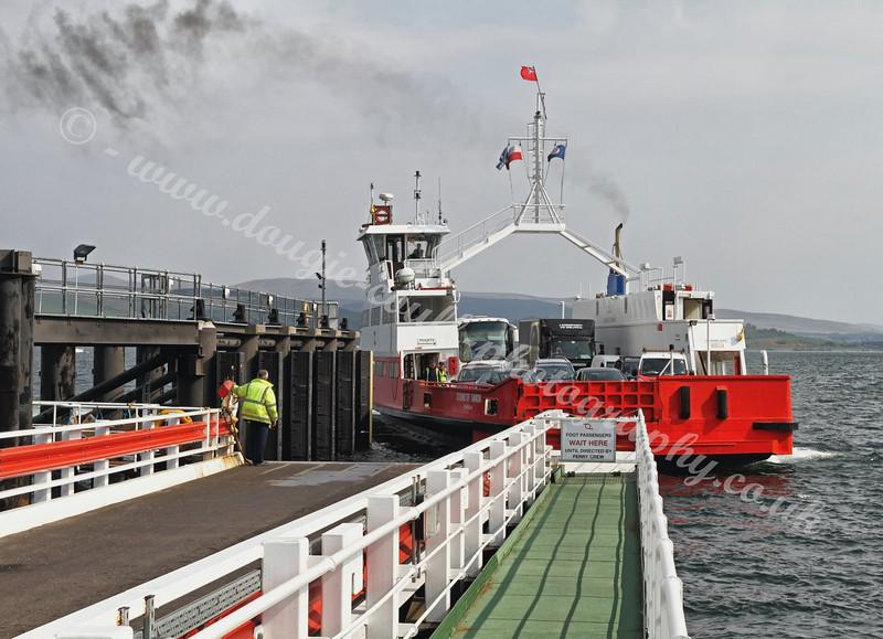 Western Ferries - Sound of Sanda