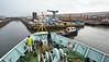 'MV Saturn' at Garvel Dry Dock - 25 February 2015