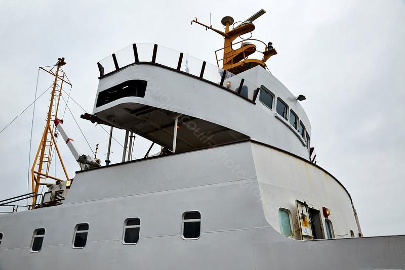 'MV Orcadia' at James Watt Dock - 3 April 2015