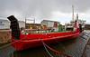 'MV Saturn' in Garvel Dry Dock - 8 March 2015