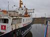 'MV Saturn' in Garvel Dry Dock - 25 February 201515
