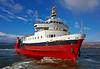 'MV Saturn' at Garvel Dry Dock - 23 March 2015