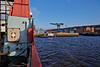 'MV Saturn' at Garvel Dry Dock - 8 March 2015
