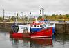 Trawlers in James Watt Dock - 12 August 2018