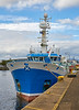 MRV 'Alba Na Mara' in  James Watt Dock - 20 September 2016