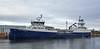 'Ronja Challenger' at  James Watt Dock - 24 January 2020