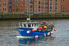 Trawler 'Endurance' in James Watt Dock - 2 June 2014